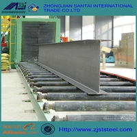Best Price SS400, A36, Q235, Q345 Steel H Beam used for building
