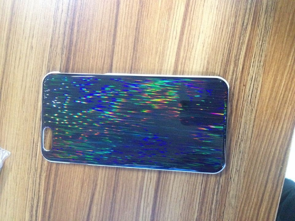 custom lines color change back cover for iphone 5c
