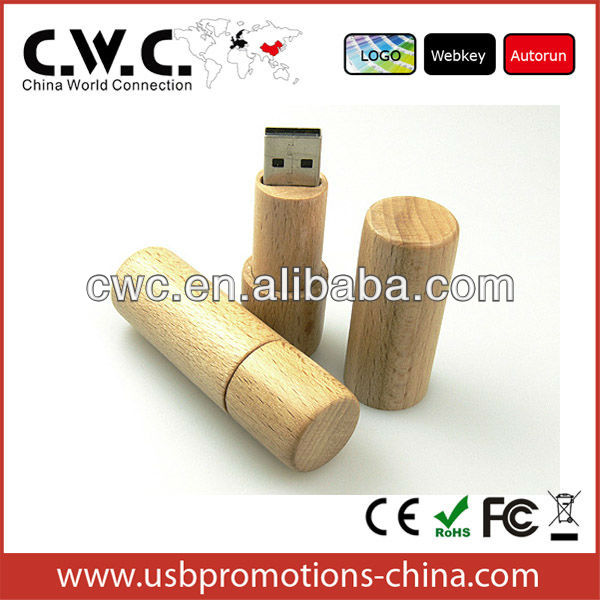 wooden rtl2832u e4000 dvb-t usb sticker