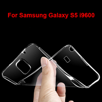 S5002 Cheapest Price for Samsung Galaxy S5 TPU Clear Case , for Samsung Galaxy S5 Mobile Phone Case Back Cover