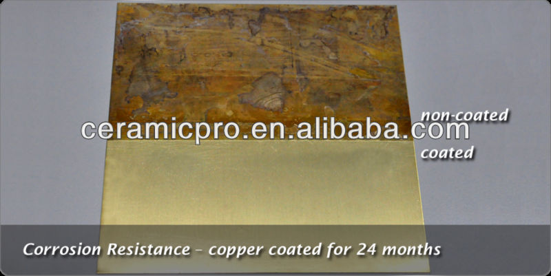 Industrial Nano-Lacquer 9H glass coating all wood surfaces