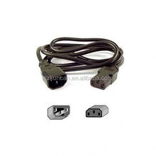 c13 to c14 power cord IEC C13/C14 Power cords IEC Splitter cords 15A/250V, 18/3 AWG