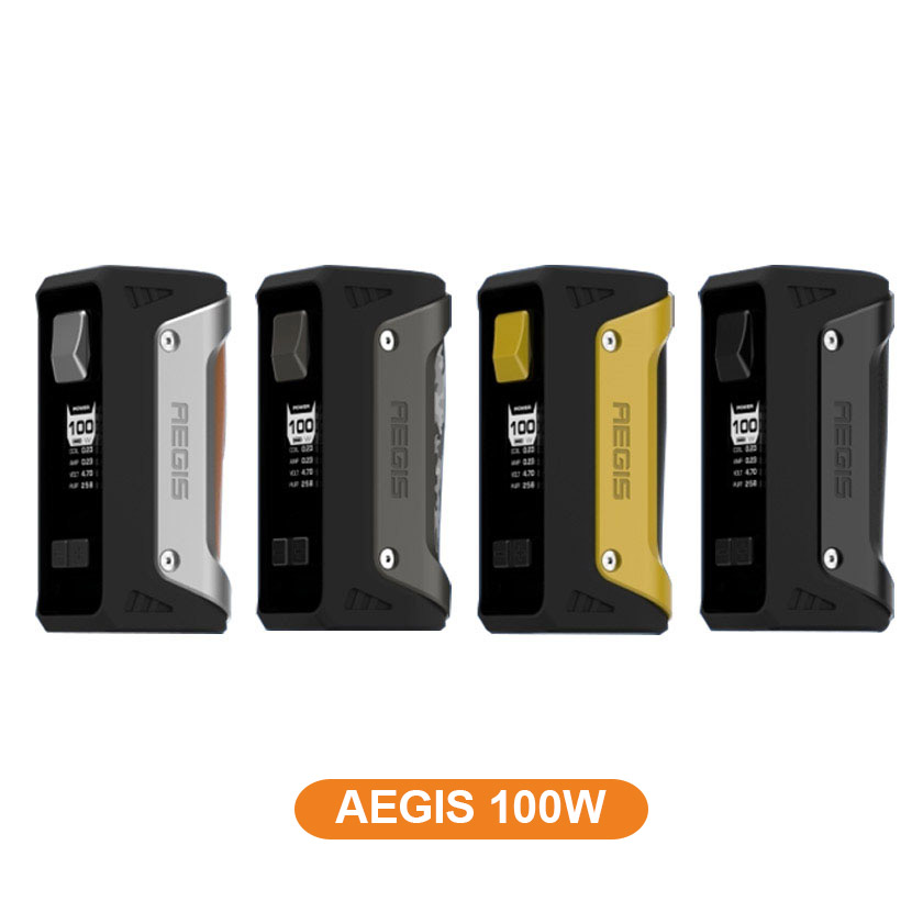 Chinese Imports Wholesale 510 thread AEGIS 100W Box Mod