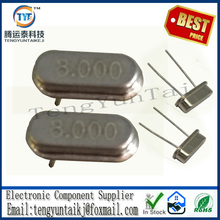 8.000MH Piezoelectric Crystal Frequency Components Resonators