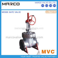 Competitive price experienced cast carbon steel or cast stainless steel gate valve manufacturer from China