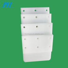 Anti-Corrosion plastic polyethylene PE UPE UHMWPE plate/sheet/board with <strong>holes</strong>