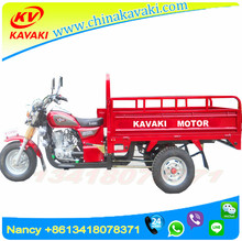 China OEM Green 250cc Tricycle Cargo Scooter Used Five Holes Powerful Rear Axle For Loading Tricycle
