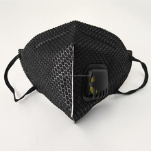 Dust proof 4 ply active carbon filter construction N95 dust face masks