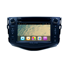 7 ''2 Din Android 6.0 Mobil DVD player untuk rav 4 RAV4 Audio Video Stereo 2din car radio GPS Navigasi RDS 3G Wifi
