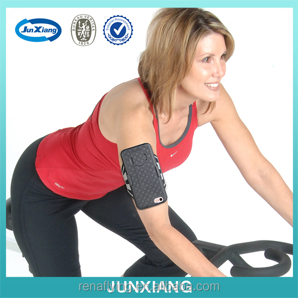 Wholesale Adjustable Gym Jogging Running Sport Armband for IPhone 6