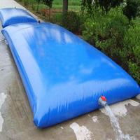 2016 factory price good quality blue mud biogas storage bag for portable biogas