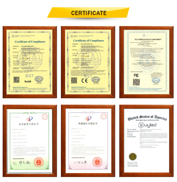 company certification