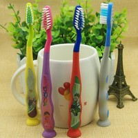 new products 2016 best selling oral care tooth brush for child made in china