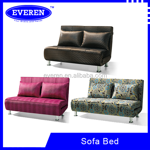 Pictures of red metal double folding corner sofa cum bunk bed designs