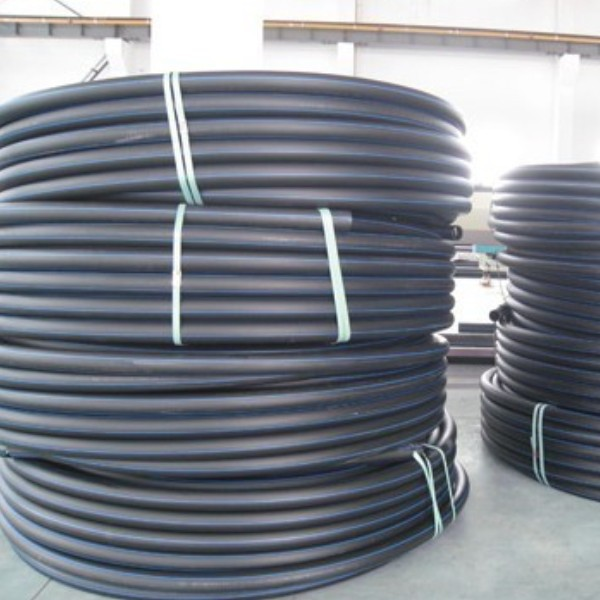 Black plastic water pipe roll buy copper pipe roll pipe for Pvc vs copper main water line