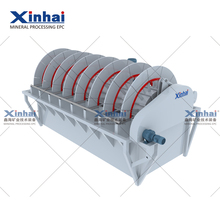 large capacity china drum filter for metal industry