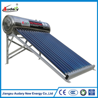 Good price of small solar water heaters with certificate