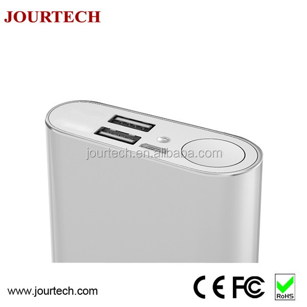 factory high quality super ultra thin portable power bank 10000 mah /mobile battery charger/mobile powerbank