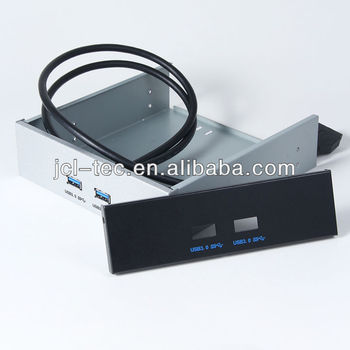 2013 newest 5.25 Bay Front Panel 20 Pin to USB 3.0 HUB Cable