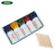 Cheap wooden toothpick wholesale