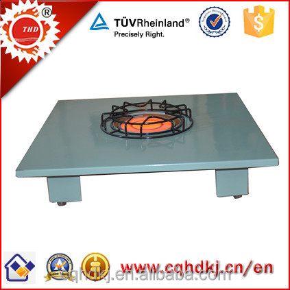Long-distance Infrared Radiation Heating Gas Room Heater THD550