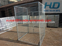 1.8x1.2m dog kennel/hot wire dog fence/dog cage
