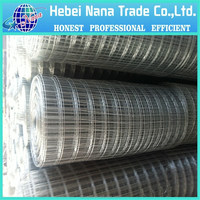 China hot sale black iron fence mesh welded wire netting supplier (Hebei manufacture)