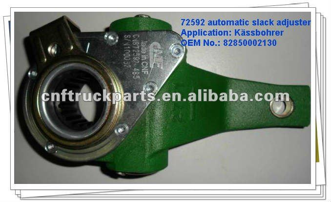 72592 automatic slack adjuster for truck parts