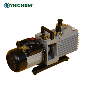 Air conditioning electric operated diaphragm gas vacuum pump