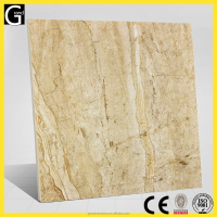 Inkjet polished glazed porcelain ceramic tiles 24x24