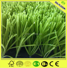 Curl+long yarn bi-color artificial grass/indoor soccer turf