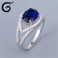 Silver 925 men ring fashion design
