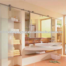 Cabinet designs glass aluminium profile closet bedroom wardrobe sliding door