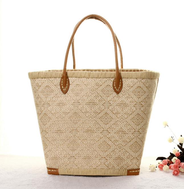 The alibaba china supplier new goods rattan bag indonesia