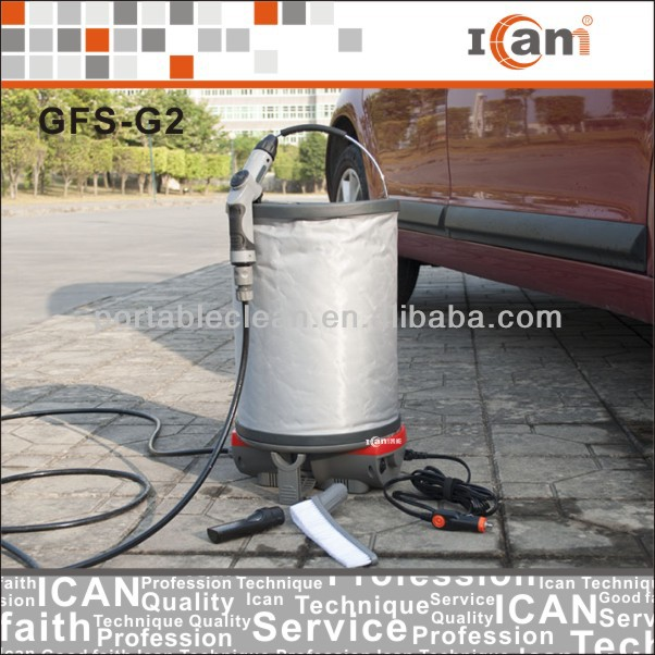 GFS-G2-12v car care accessories with multifunctional spray gun