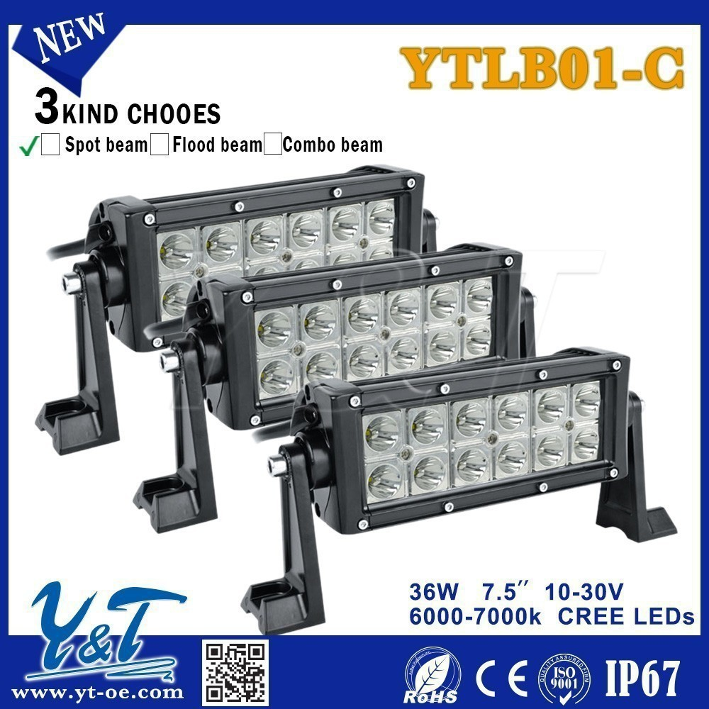 China Factory water proof led lights barrally led driving light bar portable led light bar modern lighting 2015
