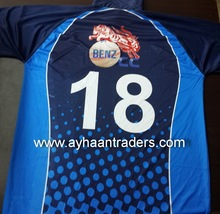 Sublimation Football + Cricket Kit