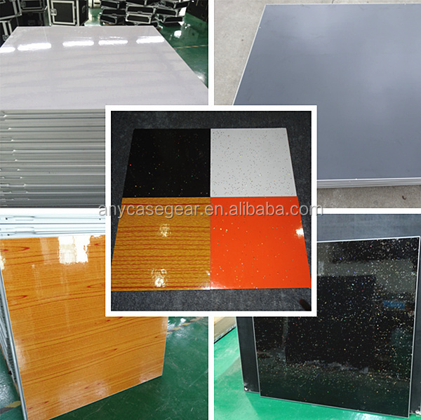 Manufacturer black and white hotel dance floor for sale in Shenzhen