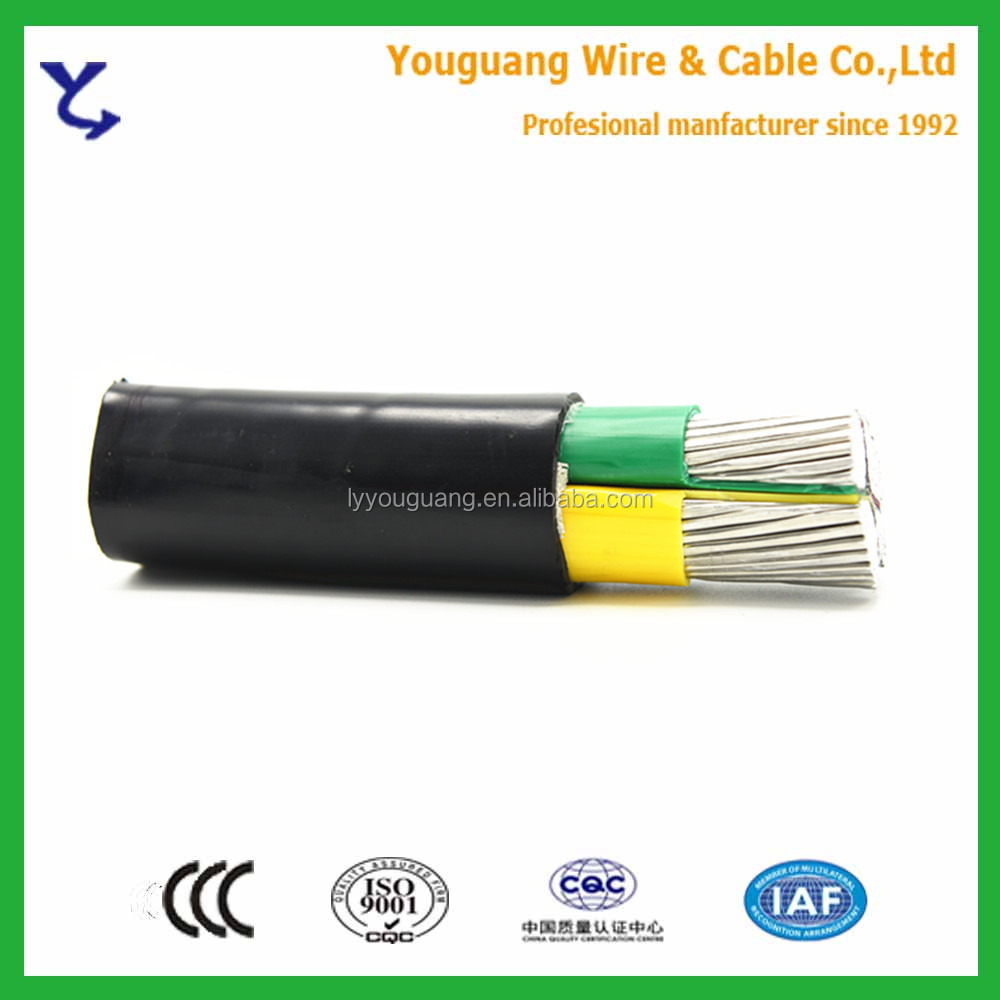 1000 Voltage Electrical Cable Wire Sizes Specifications