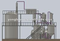 waste oil regenerate machine