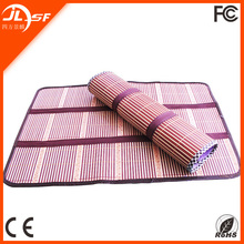 Summer Bamboo Weaving Sleeping Mat Double-sides Bed-mat for Dog Wholesale Pet Mat