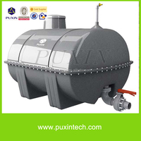 Chinese biogas compressor for mini waste water treatment plant
