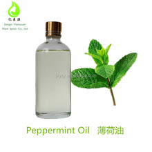 Factory Peppermint Essential Oil Aroma Fragrance In Bulk