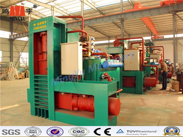 Working Stable top quality low price best selling hot sale rich experience wooden shavings balers/wood chip packer machine