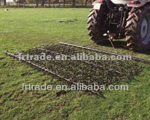FRDrag harrow work with Utility Vehicle (factory)