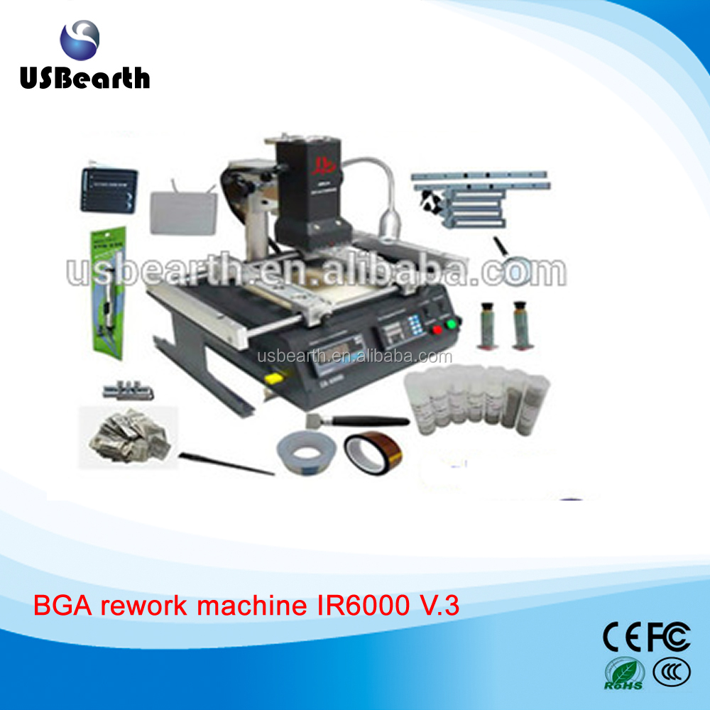 BGA rework machine IR6000 V.3 for motherboard repairing