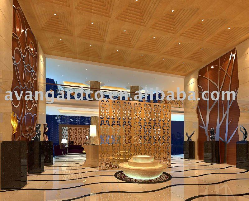 Hotel Lobby Interior Design hotel lobby design,3d interior design and cooperation on projects