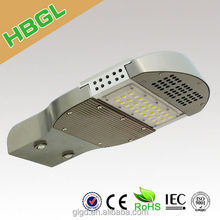 HBGL 12V Solar 30w led street light 42 volts led street light