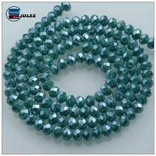 Factory sale beads decoration crystal beads vase glass beads for curtain