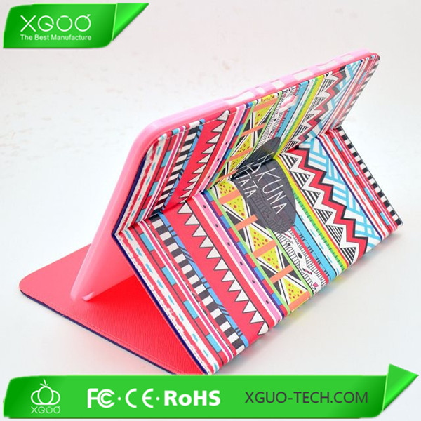 paiting leather case for samsung galaxy note 10.1 N8000